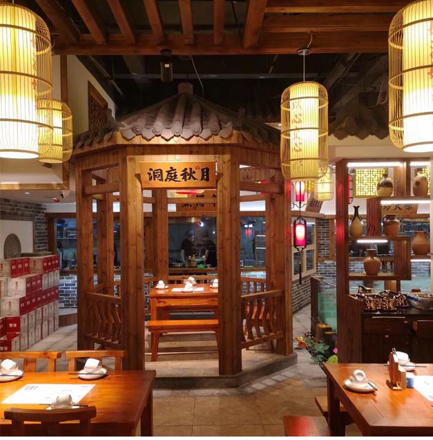 藤编灯具已成为餐馆采购灯具的首选
