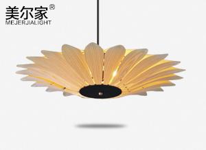 MEJ-6601木皮吊灯