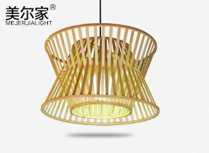 MEJ-9073竹艺吊灯