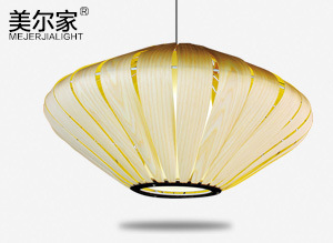 MEJ-6635木艺吊灯