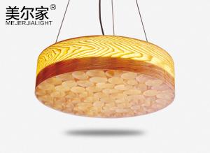 MEJ-6636木艺水曲柳吊灯