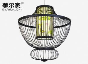 MEJ-9077竹艺吊灯
