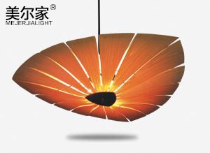 MEJ-6604木皮吊灯