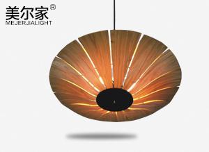 MEJ6603木皮吊灯