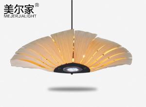 MEJ-6605木皮吊灯