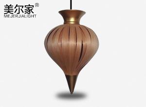 MEJ-6637木艺吊灯