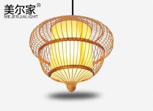 MEJ-8012竹艺吊灯