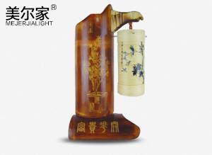 MEJ-8073竹艺台灯