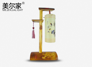 MEJ-8071竹艺台灯