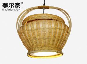 MEJ8141竹篮吊灯