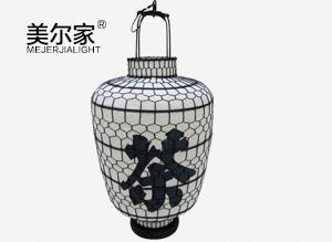 MEJ-8188 铁艺编织灯笼