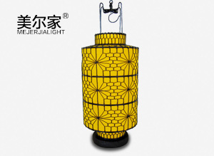 MEJ-8180铁艺编制灯笼
