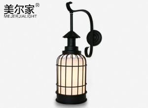 MEJ-8167中式铁艺壁灯