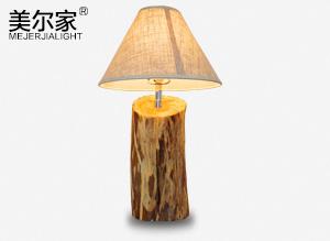 MEJ-8153木艺台灯