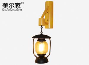 MEJ-8155竹艺壁灯